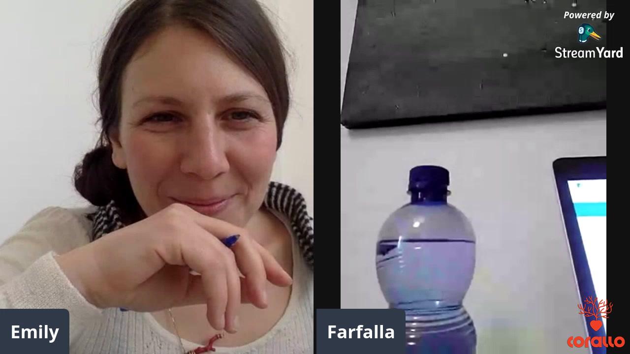 GENITORI CHE SCOPRONO DI AVERE FIGLI #2: FARFALLA